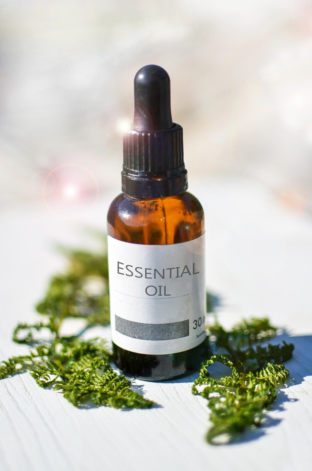 essential oil | Longevity LIVE