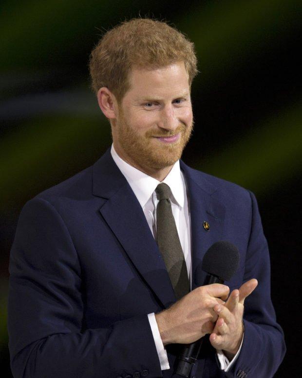 Prince Harry | Longevity LIVE