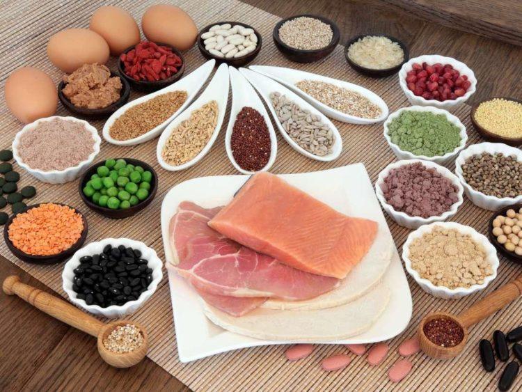 protein   Longevity LIVE
