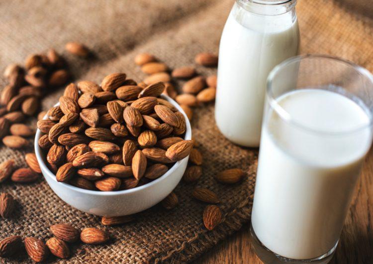 almond milk [longevity live]