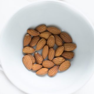 trendy almond milk [longevity live]