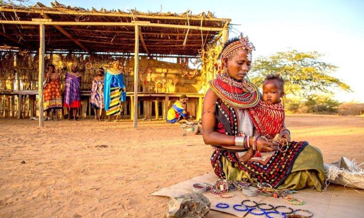 Kenya Village