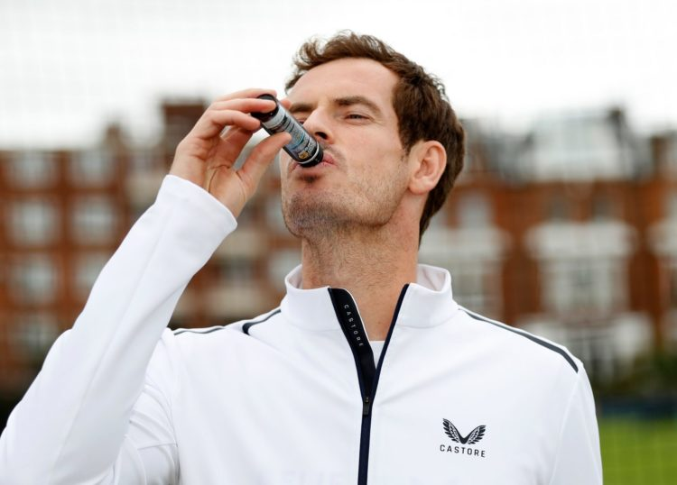 Andy Murray super strength collagen
