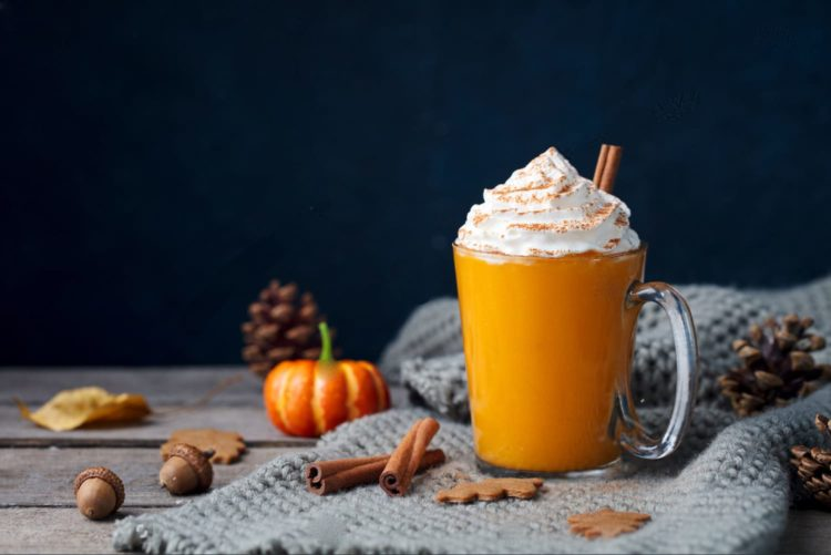 pumpkin spice latte | Longevity LIVE