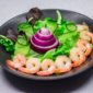 zesty Thai shrimp [longevity live]