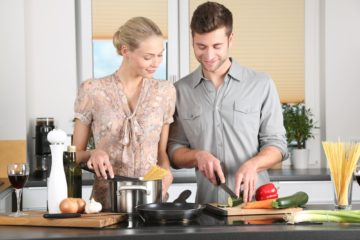cook with your partner [longevity live]