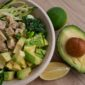 avocado fruit bowl [longevity live]