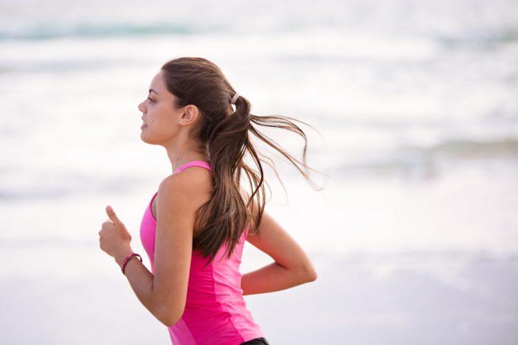 sluggish feeling running on beach [longevity live]