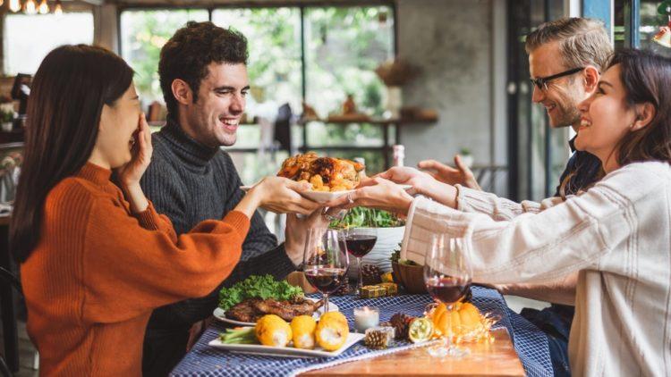 health conscious thanksgiving | Longevity LIVE