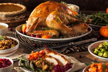 thanksgiving turkey | Longevity LIVE
