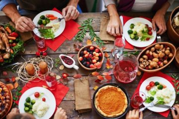 plant-based Thanksgiving | Longevity LIVE