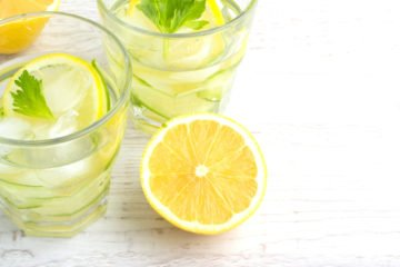 lemon water | Longevity LIVE
