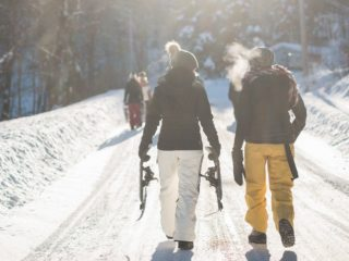 snow holiday   Longevity LIVE