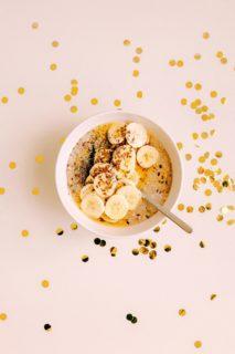 beautify skin with banana peels oatmeal [longevity live]