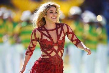 Shakira Body Health