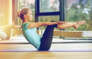 strengthen pilates   Longevity LIVE