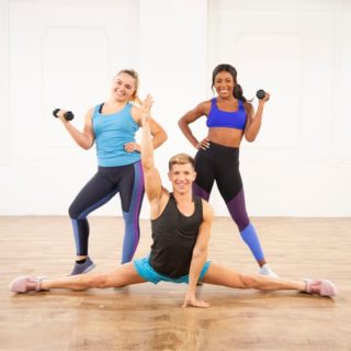 stay fit with POPSUGAR [longevity live]
