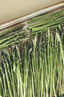 start spring healthy with asparagus [Longevity live]