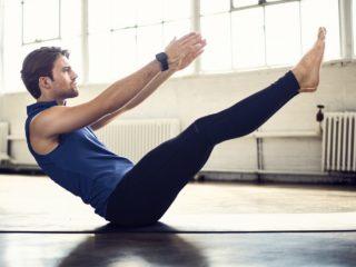 pilates teaser | Longevity LIVE