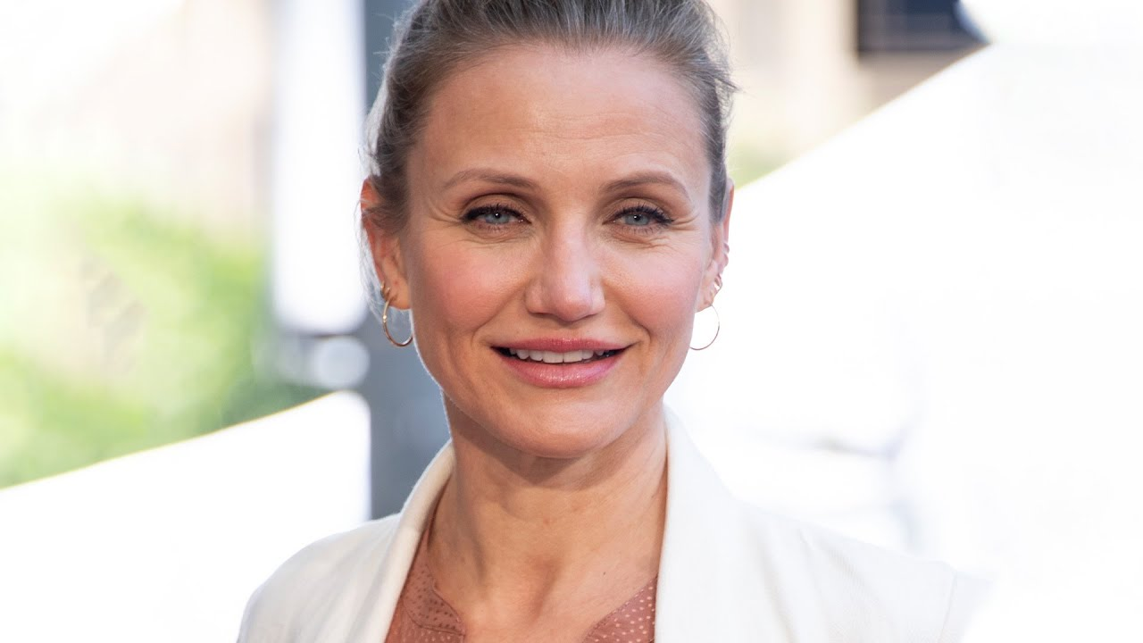 Graceful Aging With Cameron Diaz's Top 5 Beauty TipsCameron Diaz Age 2020