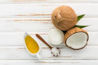 olive oil vs. coconut oil
