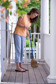 tidying up| Longevity LIVE